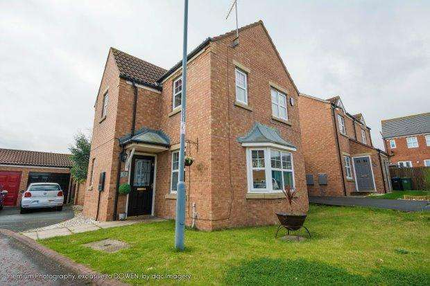 3 Bedrooms Detached House for sale in ALNMOUTH WAY, SEAHAM, SEAHAM DISTRICT