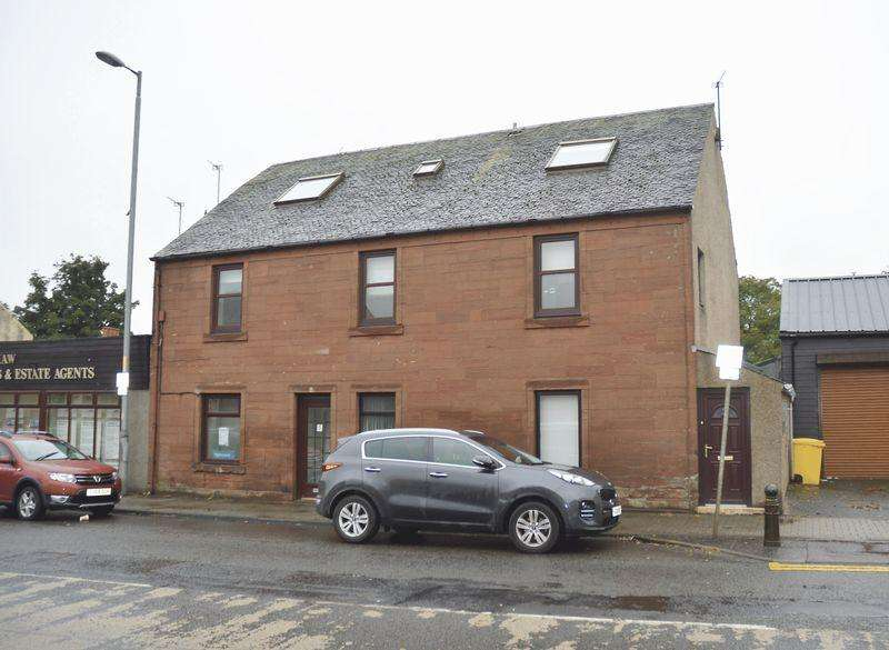 4 Bedrooms End Of Terrace House for sale in Kilmarnock Road, Mauchline