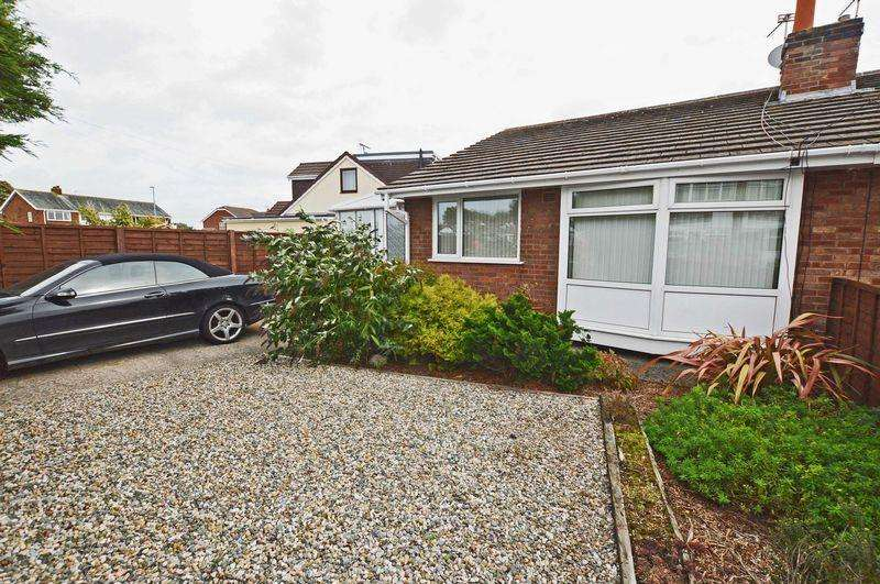 2 Bedrooms Semi Detached Bungalow for sale in Fordstone Avenue, Preesall