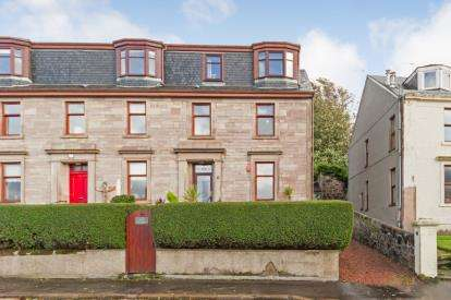 3 Bedrooms Maisonette Flat for sale in Albert Road, Gourock