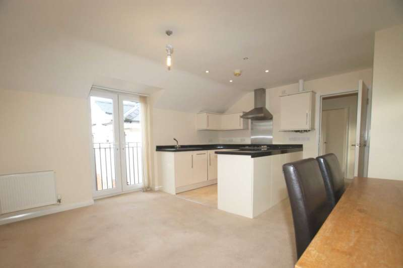2 Bedrooms Apartment Flat for sale in High Street, Bagillt, Flintshire, CH6 6HP.