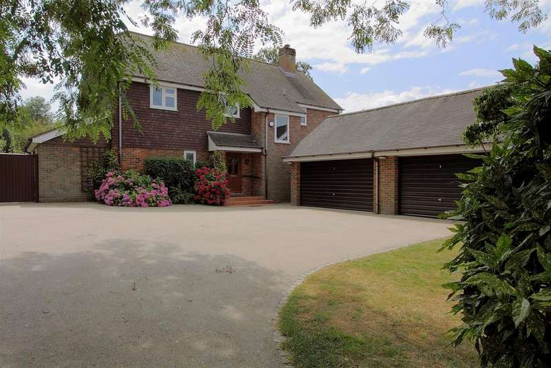 5 Bedrooms Detached House for sale in Abbotts Close, Abbotts Ann