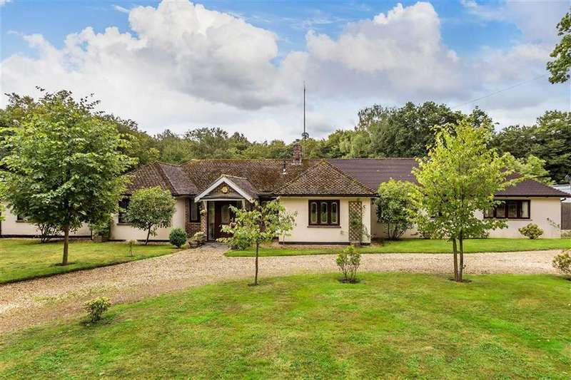5 Bedrooms Bungalow for sale in Carlton Road, South Godstone, Surrey