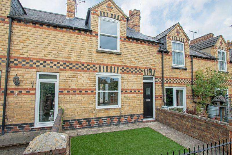2 Bedrooms Terraced House for sale in Harcourt Terrace, Stamford