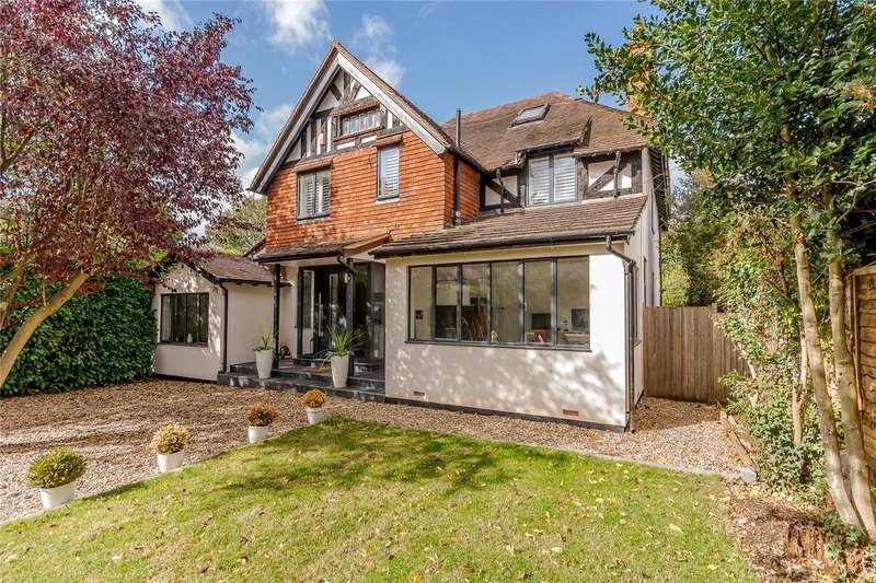 5 Bedrooms Detached House for sale in Avenue Road, Maidenhead, Berkshire, SL6