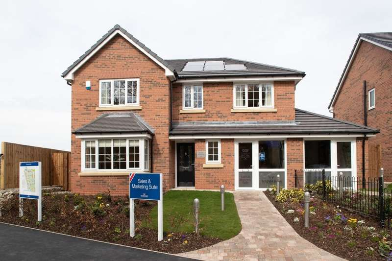 4 Bedrooms Detached House for sale in Moss Lane, Whittle-Le-Woods, Chorley, PR6