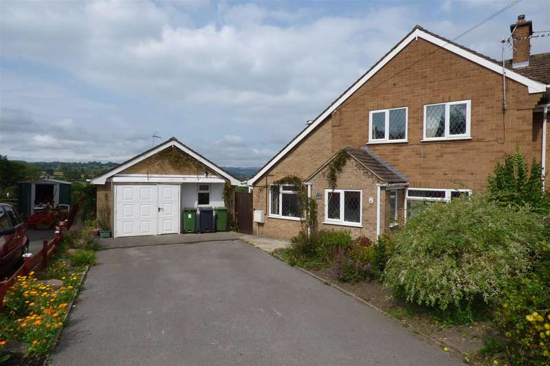 4 Bedrooms Semi Detached House for sale in Hill Close, Turnditch, Belper