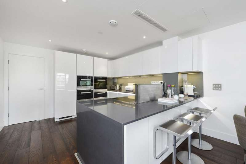 4 Bedrooms Flat for sale in Fulham Riverside, Fulham