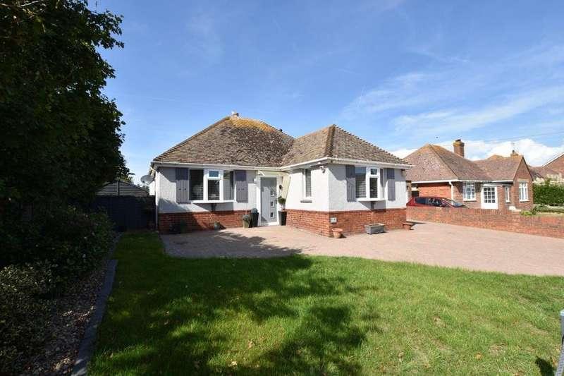 3 Bedrooms Detached Bungalow for sale in Horsham Avenue, Peacehaven, East Sussex