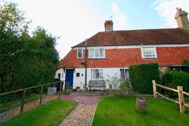 2 Bedrooms Semi Detached House for sale in Caldbec Hill, Battle, East Sussex, TN33
