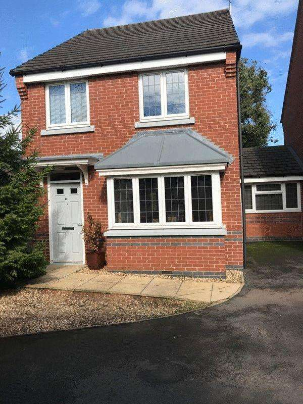 3 Bedrooms House for sale in The Holmes, Wolverhampton