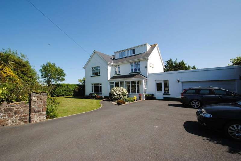 7 Bedrooms Detached House for sale in Mullacott Cross, Ilfracombe