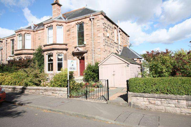 4 Bedrooms Semi Detached House for sale in 36 Claremont, Alloa