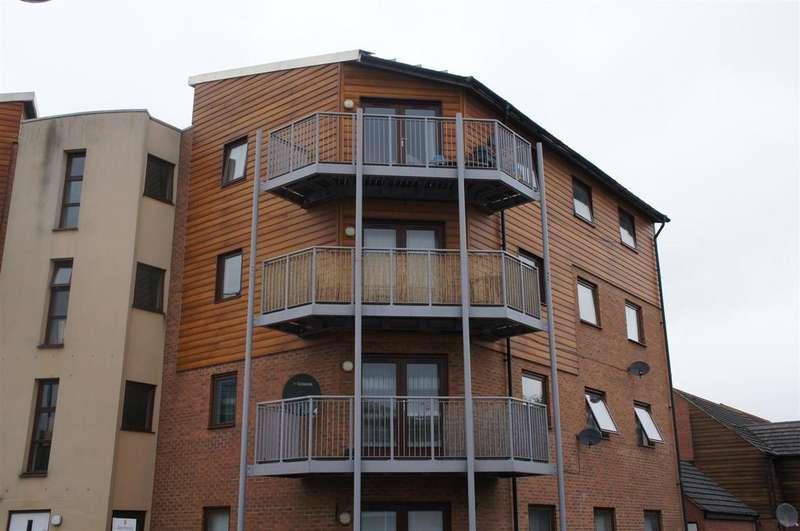 2 Bedrooms Flat for sale in Butterley Gate, Broughton, Milton Keynes
