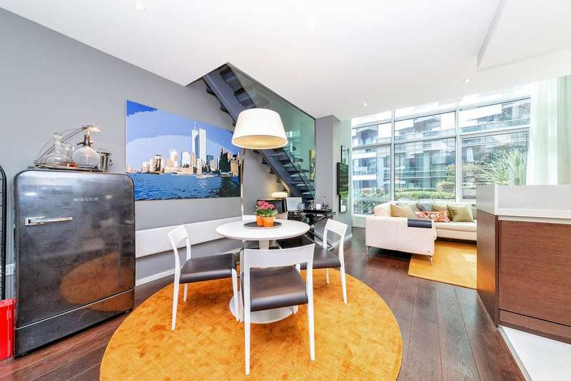 1 Bedroom Apartment Flat for sale in Baltimore Wharf, London, E14