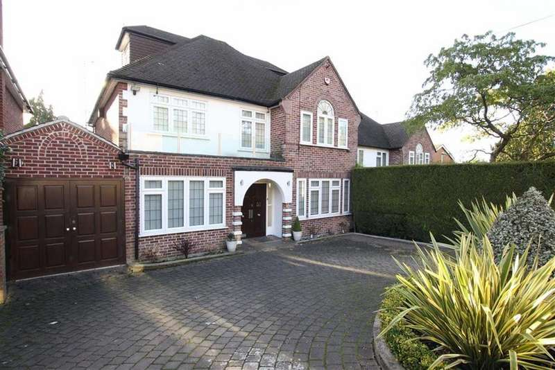 5 Bedrooms Detached House for sale in Tretawn Gardens, Mill Hill, London