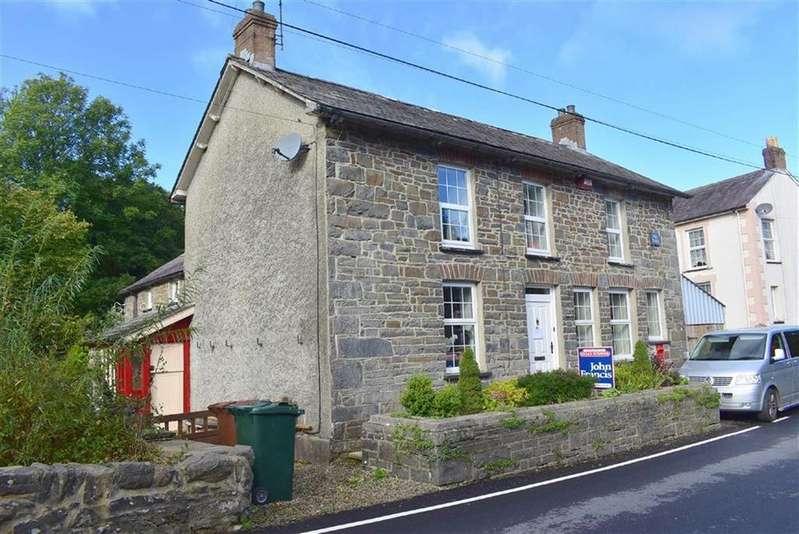 4 Bedrooms Detached House for sale in Lampeter, Ceredigion