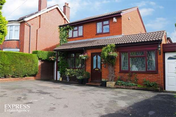 3 Bedrooms Detached House for sale in Grange Road, Halesowen, West Midlands