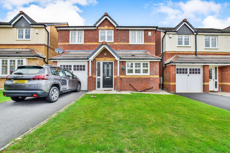 4 Bedrooms Detached House for sale in Northcote Avenue, Wythenshawe, Manchester, M22