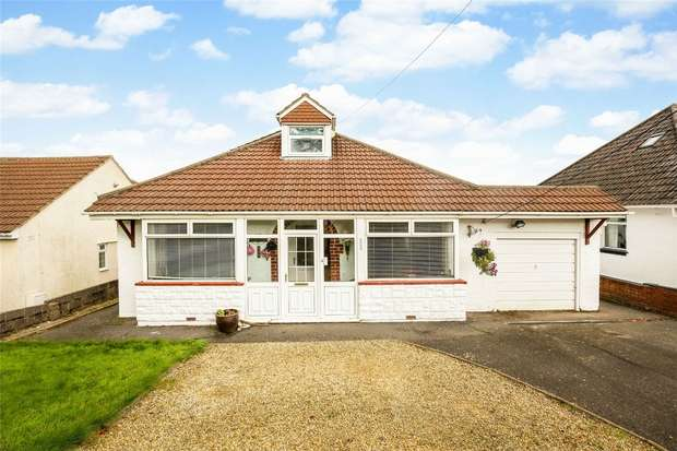 4 Bedrooms Detached House for sale in Down Road, Portishead, Bristol