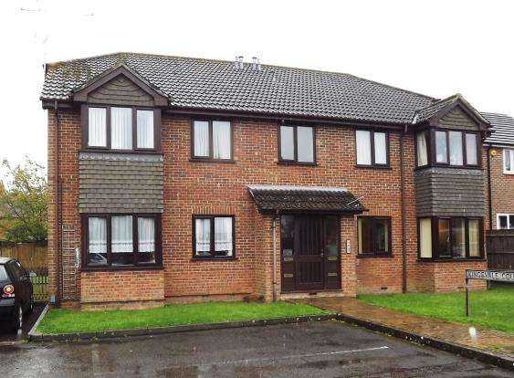 2 Bedrooms Flat for sale in Pittard Road, Basingstoke, Hampshire