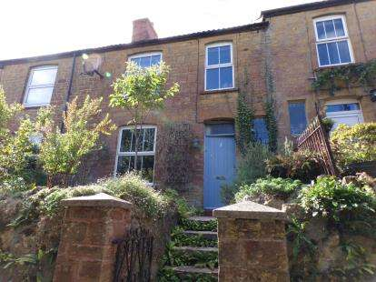 3 Bedrooms Terraced House for sale in Merriott, Somerset