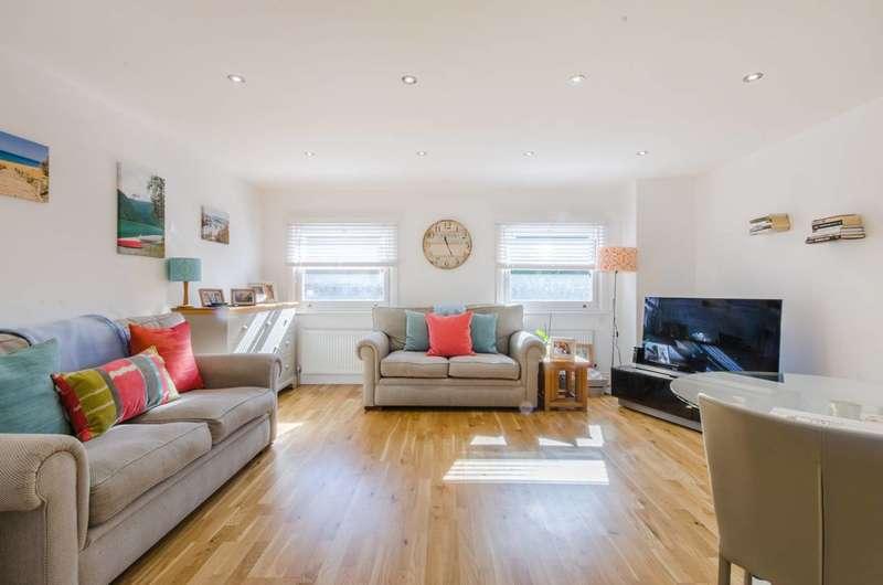 1 Bedroom Flat for sale in Burney Street, Greenwich, SE10
