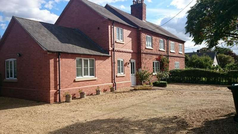 4 Bedrooms Cottage House for sale in Holly Cottage, Main Street, Marston