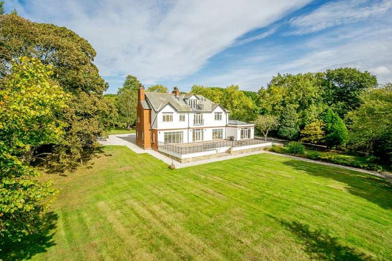 6 Bedrooms Detached House for sale in Leighton Road, Neston, Cheshire, CH64