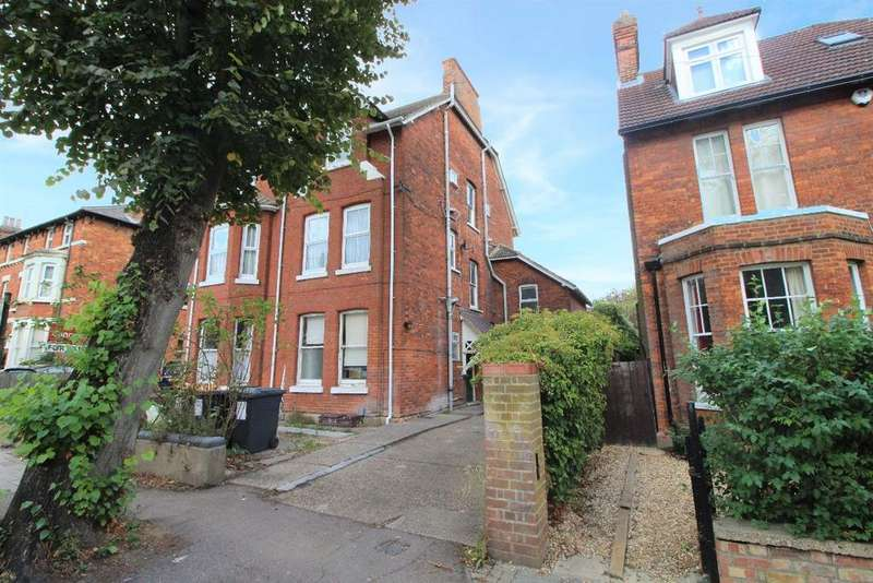 2 Bedrooms Apartment Flat for sale in Chaucer Road, Bedford MK40