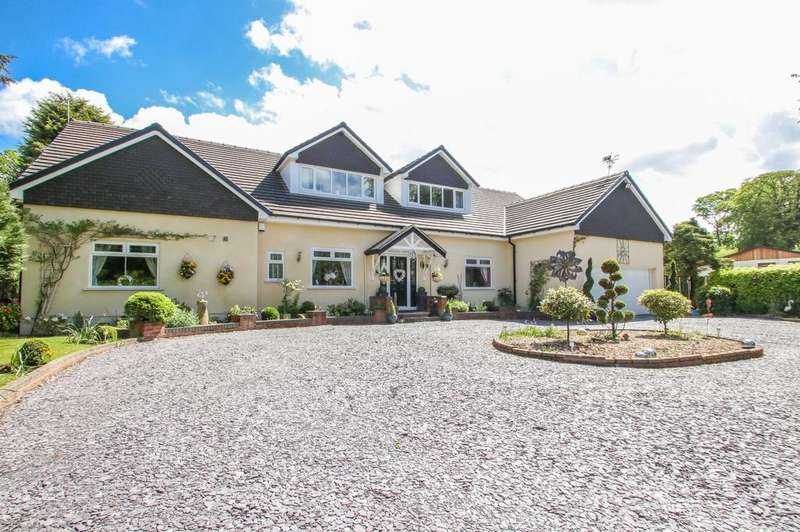 6 Bedrooms Detached House for sale in Chester Road, Mere