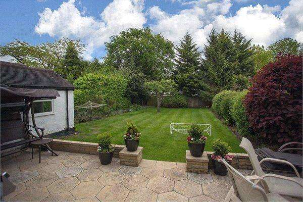 3 Bedrooms Detached House for sale in The Mount, Wembley Park, HA9