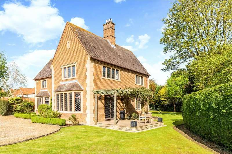 4 Bedrooms Unique Property for sale in Braceborough House, Braceborough, Stamford, Lincolnshire, PE9