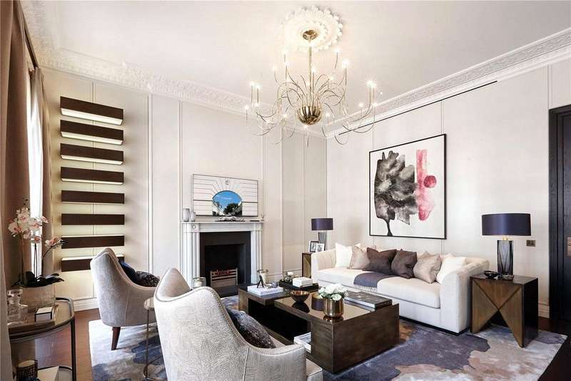 2 Bedrooms Apartment Flat for sale in Eaton Place, Belgravia, London, SW1X