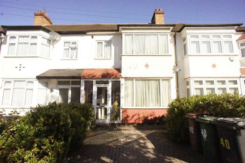 3 Bedrooms Terraced House for sale in Brook Crescent, London