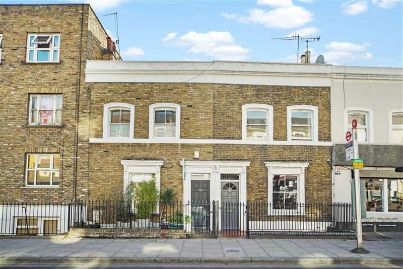 3 Bedrooms Terraced House for sale in Blackstock Road, London