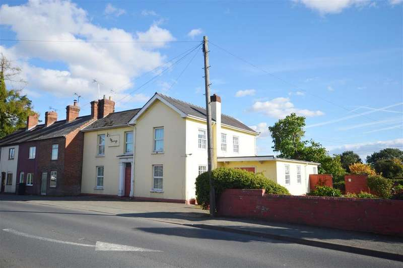 4 Bedrooms House for sale in Barons Cross Road, Barons Cross, Leominster