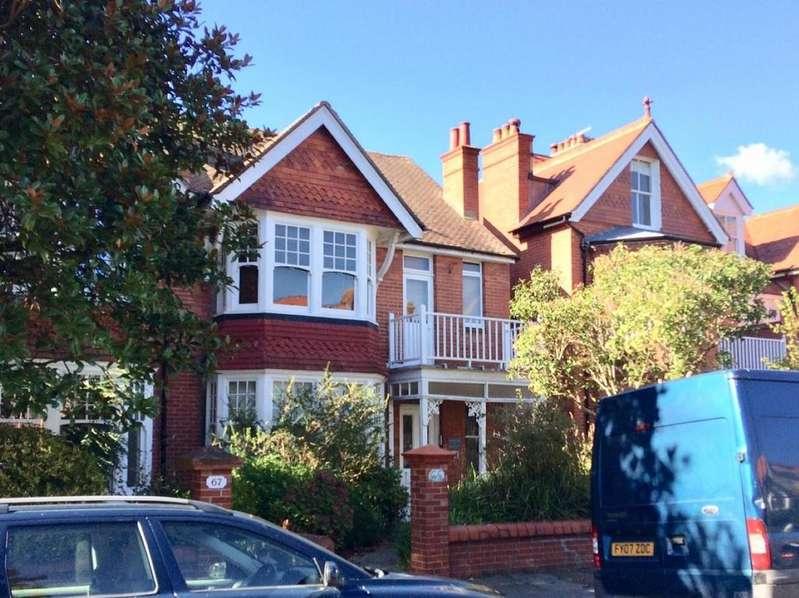 1 Bedroom Flat for sale in Pembroke Crescent, Hove