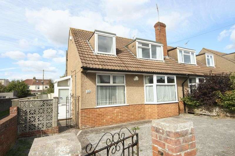 3 Bedrooms Property for sale in Kings Drive Hanham, Bristol