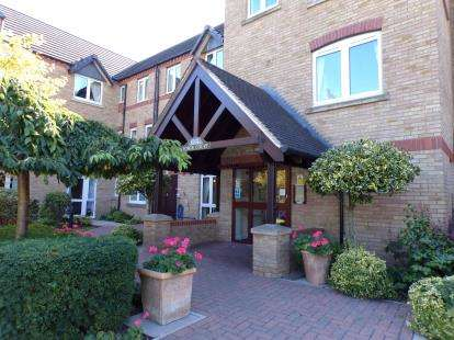2 Bedrooms Flat for sale in Forge Court, Syston, Leicester, Leicestershire