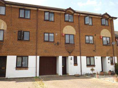 4 Bedrooms Terraced House for sale in Talbot Village, Poole