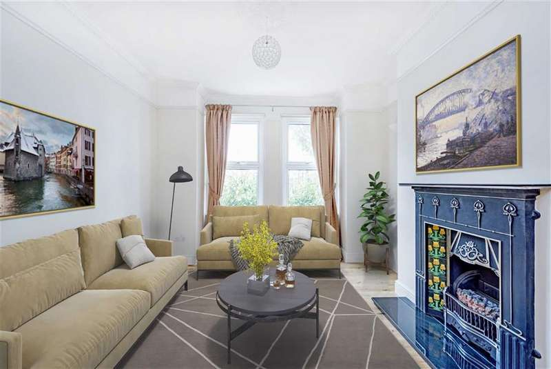 5 Bedrooms House for sale in Stephendale Road, Fulham, London, SW6