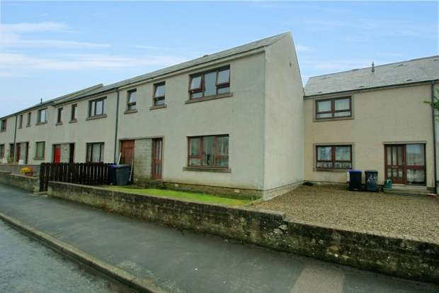 3 Bedrooms Semi Detached House for sale in Alva Crescent, Fraserburgh, Aberdeenshire, AB43 9RW