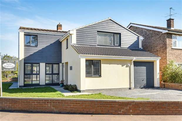 5 Bedrooms Detached House for sale in Putnoe Lane, Bedford