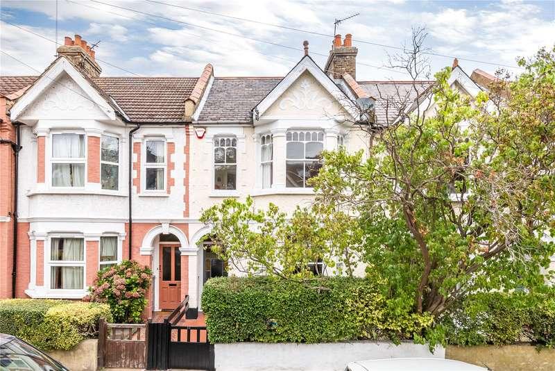 3 Bedrooms Terraced House for sale in Kingsway, London, SW14