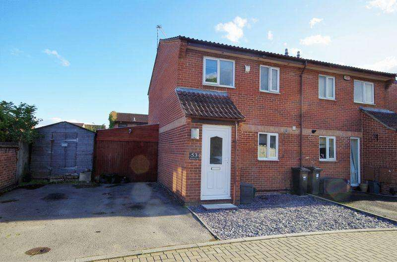 3 Bedrooms Semi Detached House for sale in Hawthorn Close, Patchway, Bristol