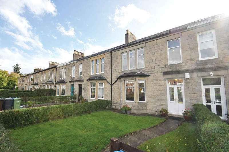 4 Bedrooms Terraced House for sale in Arthurlie Drive, Giffnock, Glasgow, G46