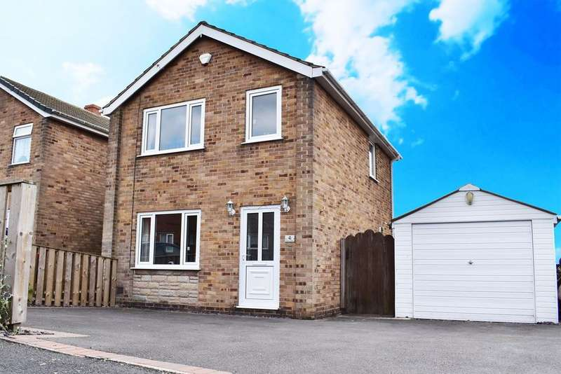 3 Bedrooms Detached House for sale in Green Close, Newton, Alfreton, DE55