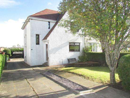 3 Bedrooms Semi Detached House for sale in Glenmuir Rd, Logan
