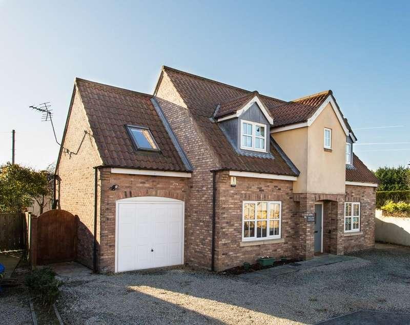 4 Bedrooms Detached House for sale in Horsefair, Boroughbridge